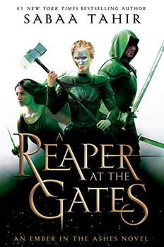 A Reaper at the Gates book cover