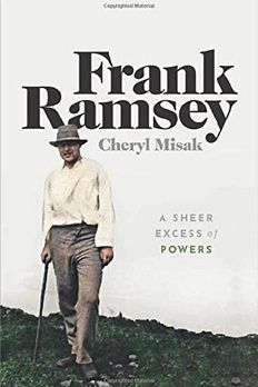 Frank Ramsey book cover