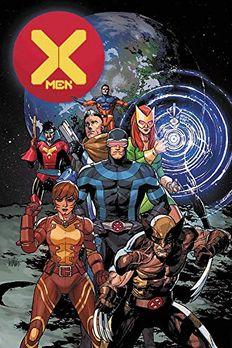 X-Men by Jonathan Hickman Vol. 1 book cover