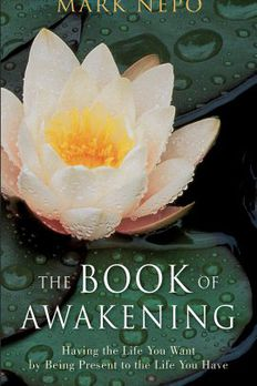 The Book of Awakening book cover