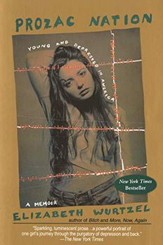 Prozac Nation book cover