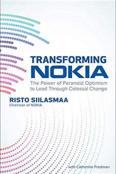 Transforming NOKIA book cover