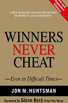 Winners Never Cheat book cover