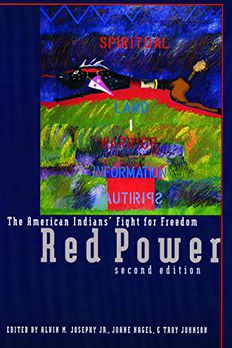 Red Power, 2nd Ed book cover