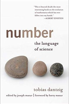 Number book cover
