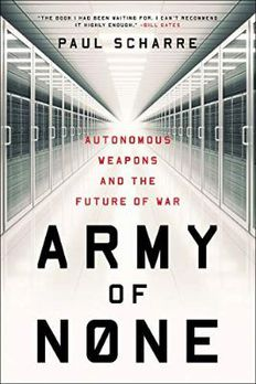 Army of None book cover