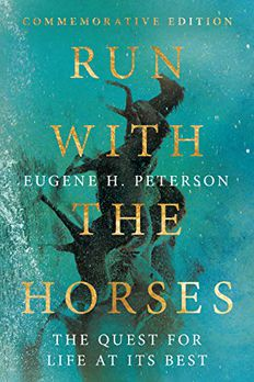 Run with the Horses book cover