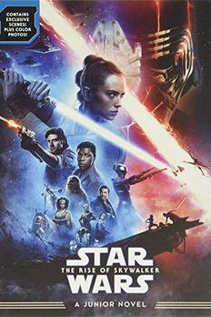 Star Wars The Rise of Skywalker Junior Novel book cover