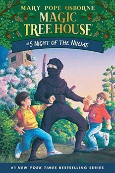 Night of the Ninjas book cover