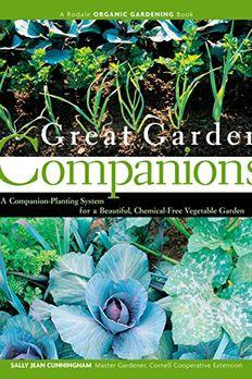 Great Garden Companions book cover