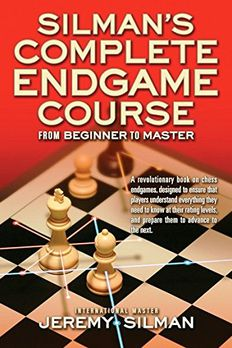 Silman's Complete Endgame Course book cover