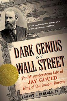 Dark Genius of Wall Street book cover
