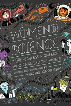 Women in Science book cover