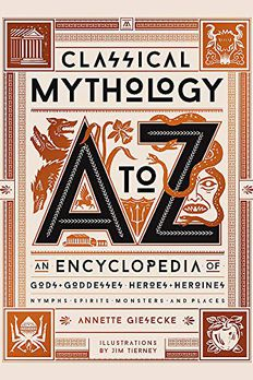 Classical Mythology A to Z book cover