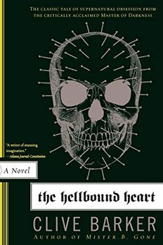 The Hellbound Heart book cover