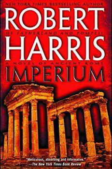 Imperium book cover