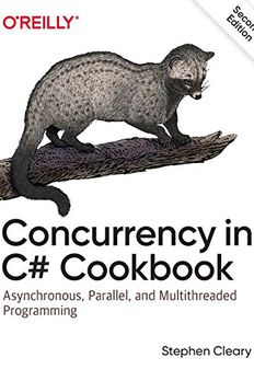 Concurrency in C# Cookbook book cover