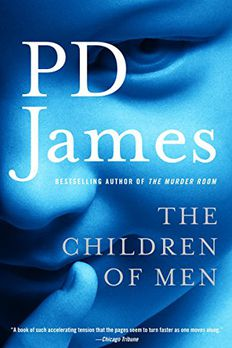 The Children of Men book cover