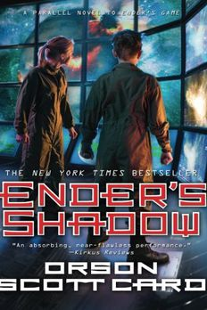 Ender's Shadow book cover