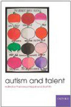 Autism and Talent [HARDCOVER] [2010] [By Francesca Happe] book cover