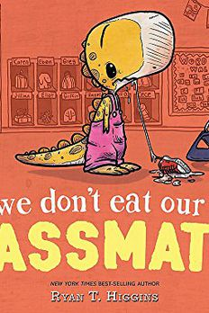We Don't Eat Our Classmates book cover
