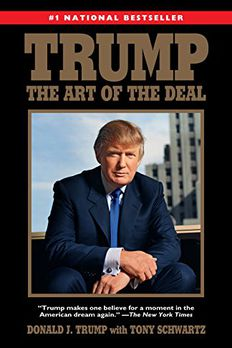Trump book cover