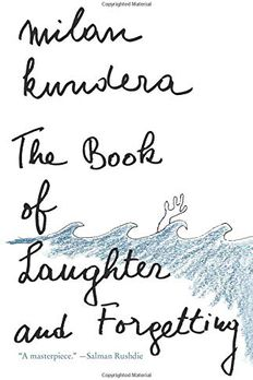 The Book of Laughter and Forgetting book cover