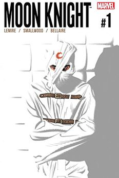 Moon Knight #1 book cover
