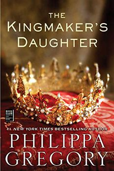 The Kingmaker's Daughter book cover