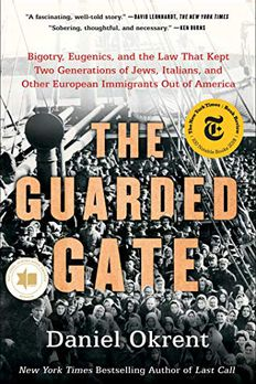 The Guarded Gate book cover