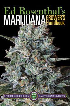 Marijuana Grower's Handbook book cover