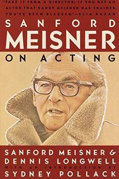 Sanford Meisner on Acting book cover