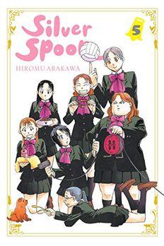 Silver Spoon Vol. 5 book cover