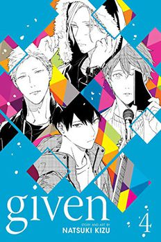 Given, Vol. 4 book cover