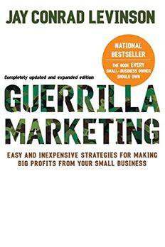Guerilla Marketing book cover