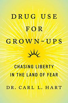 Drug Use for Grown-Ups book cover