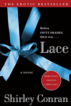 Lace book cover