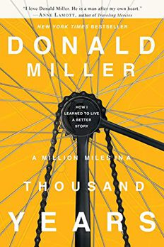 A Million Miles in a Thousand Years book cover