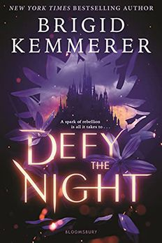 Defy the Night book cover