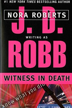 Witness in Death book cover