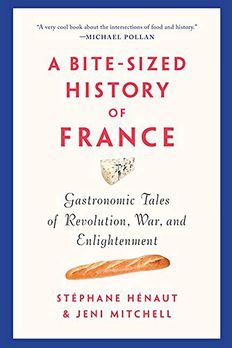 A Bite-Sized History of France book cover