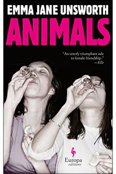 Animals book cover