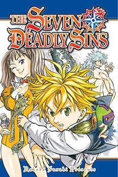 The Seven Deadly Sins, Vol. 2 book cover
