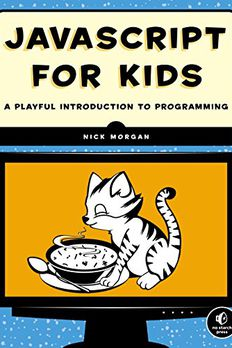 JavaScript for Kids book cover