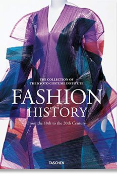 Fashion History from the 18th to the 20th Century book cover