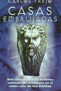 Casas Embrujadas book cover