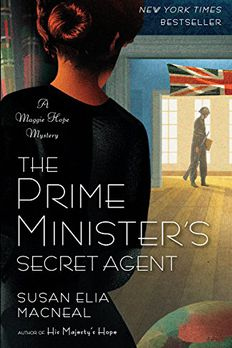 The Prime Minister's Secret Agent book cover
