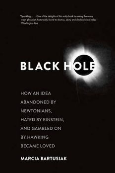 Black Hole book cover
