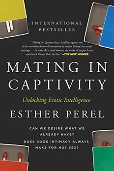 Mating in Captivity book cover