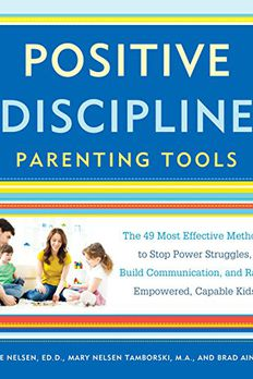 Positive Discipline Parenting Tools book cover